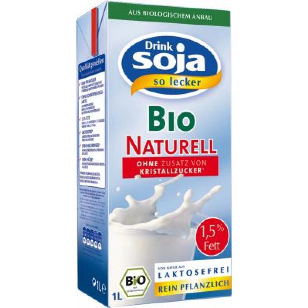 Sójové mléko Naturell BERIEF 1l- BIO