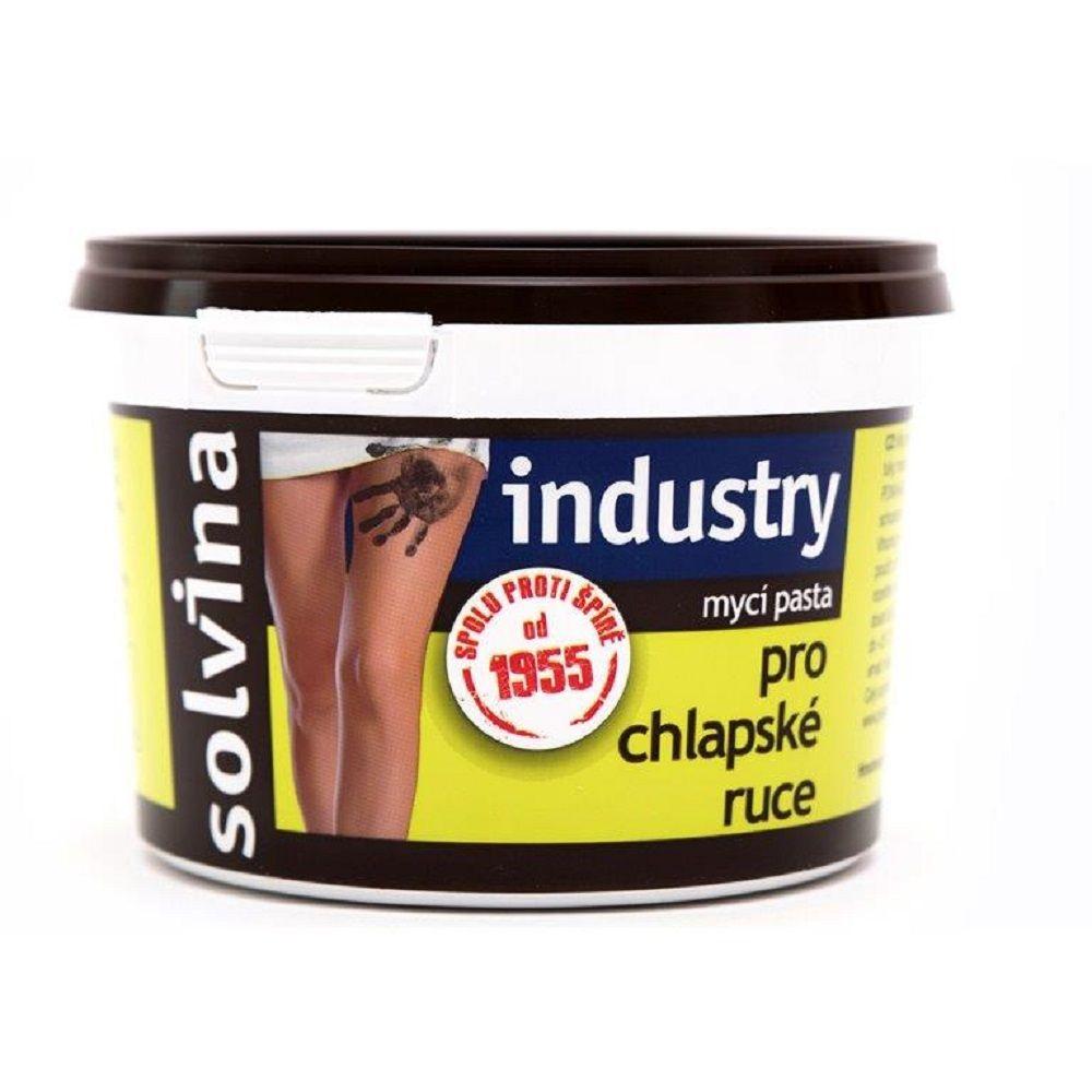 Solvina Industry 450g mycí pasta na ruce