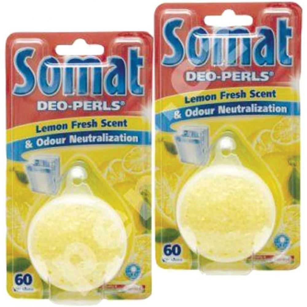 SOMAT duopack 2 x deodorant myčky