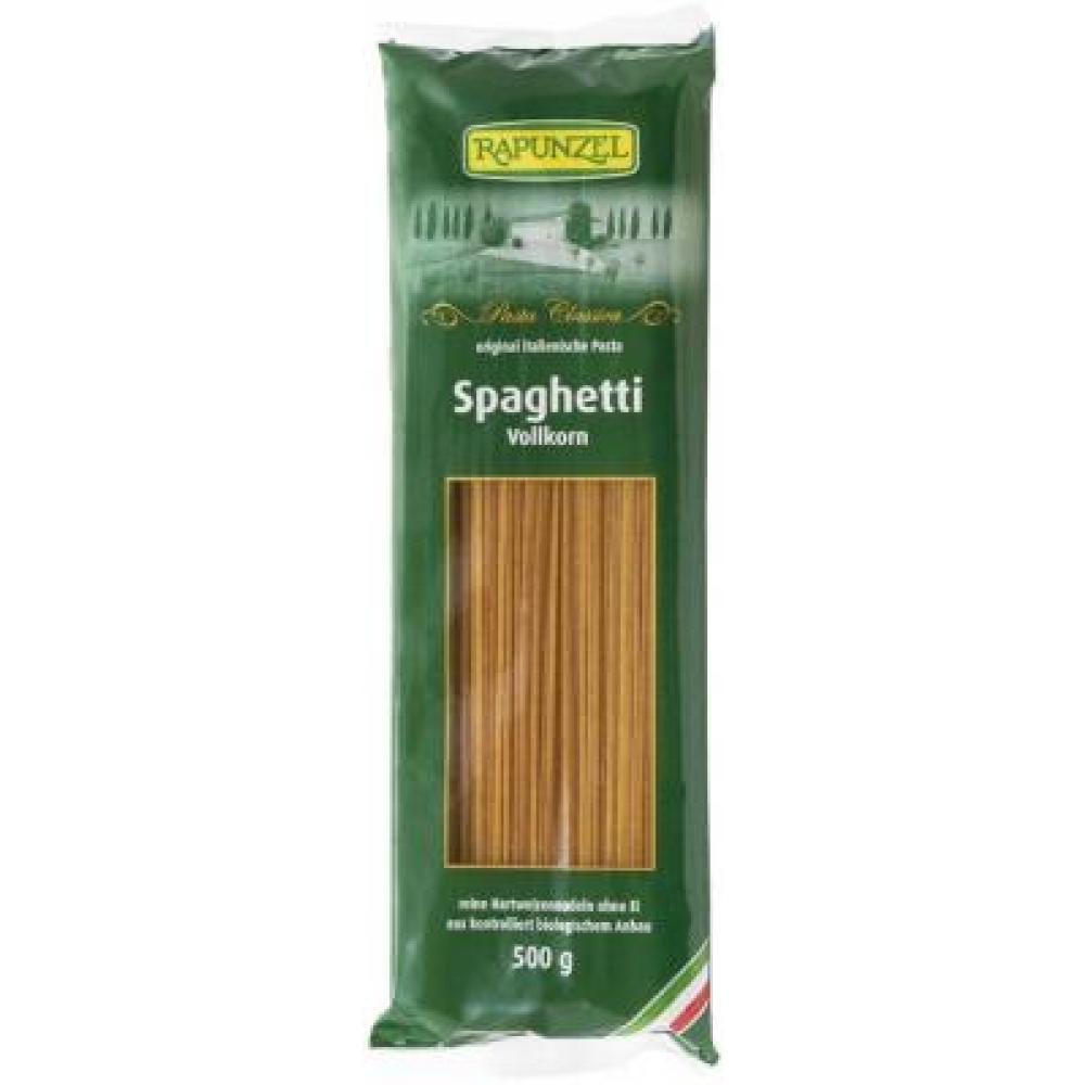 Špagety celozrnné RAPUNZEL 500g-BIO