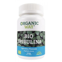 ORGANIC WAY BIO Spirulina 400 tablet