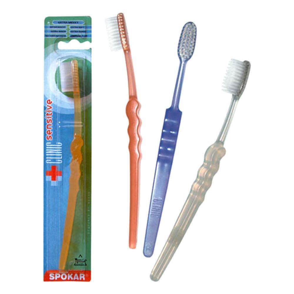 SPOKAR Zubní kartáček Clinic sensitive