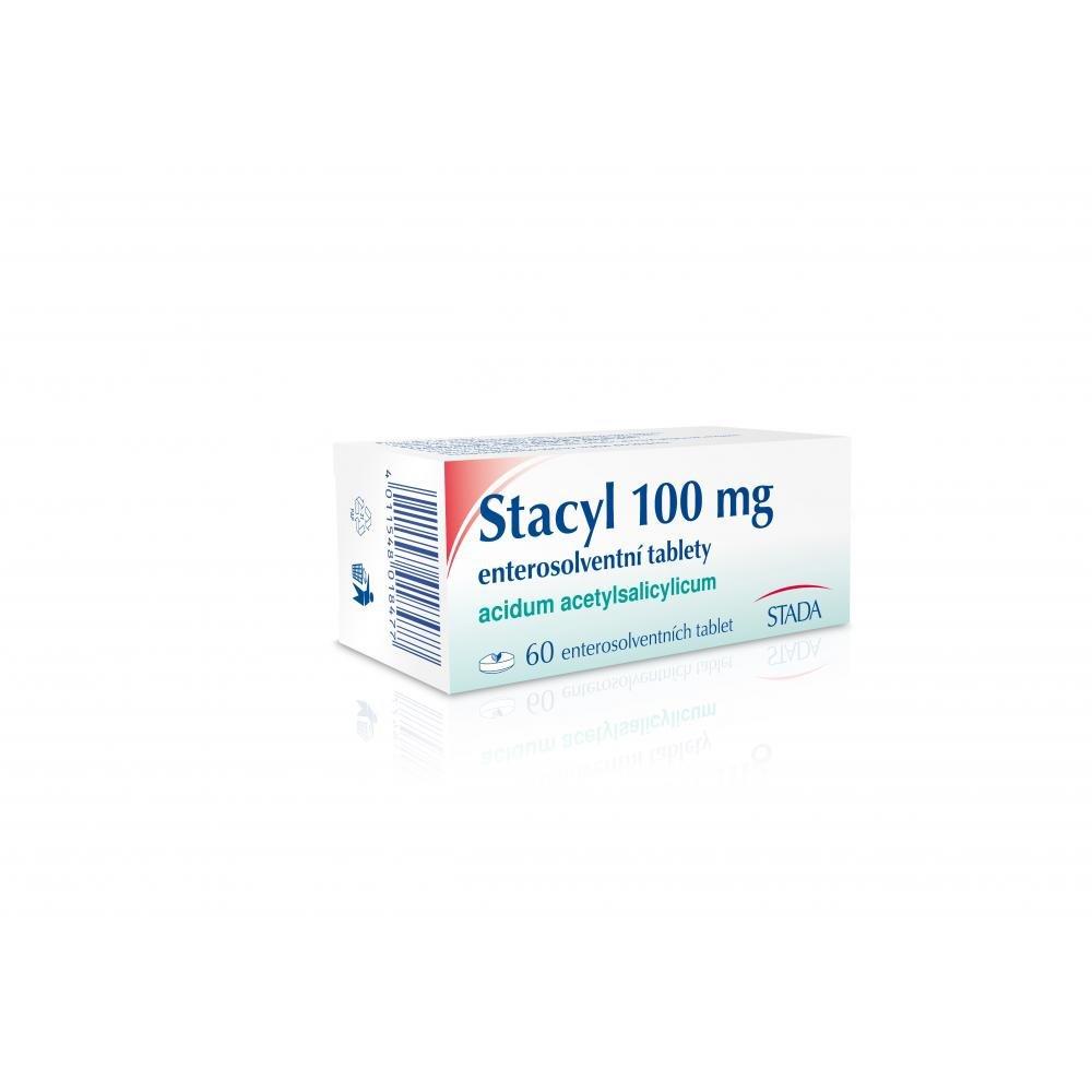 STACYL 100 MG ENTEROSOLVENTNÍ TABLETY 60X100MG Tablety