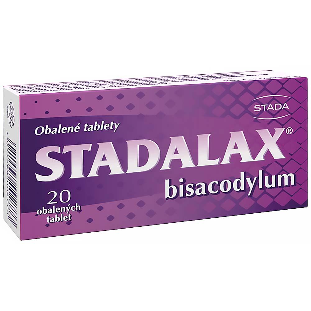 STADALAX 20X5MG Obalené tablety