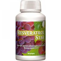 STARLIFE Resveratrol Star 60 softgel