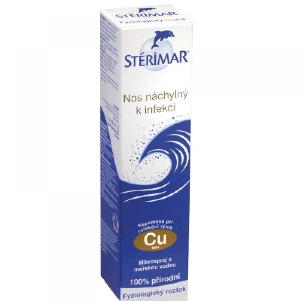 STÉRIMAR Cu 50 ml