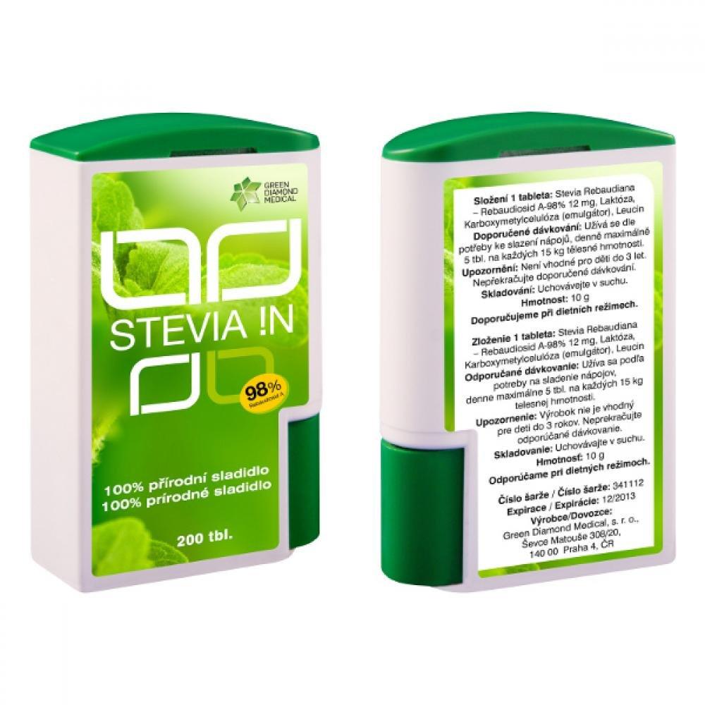 Pinia Pharmaceutical Stevia IN 200 tablet