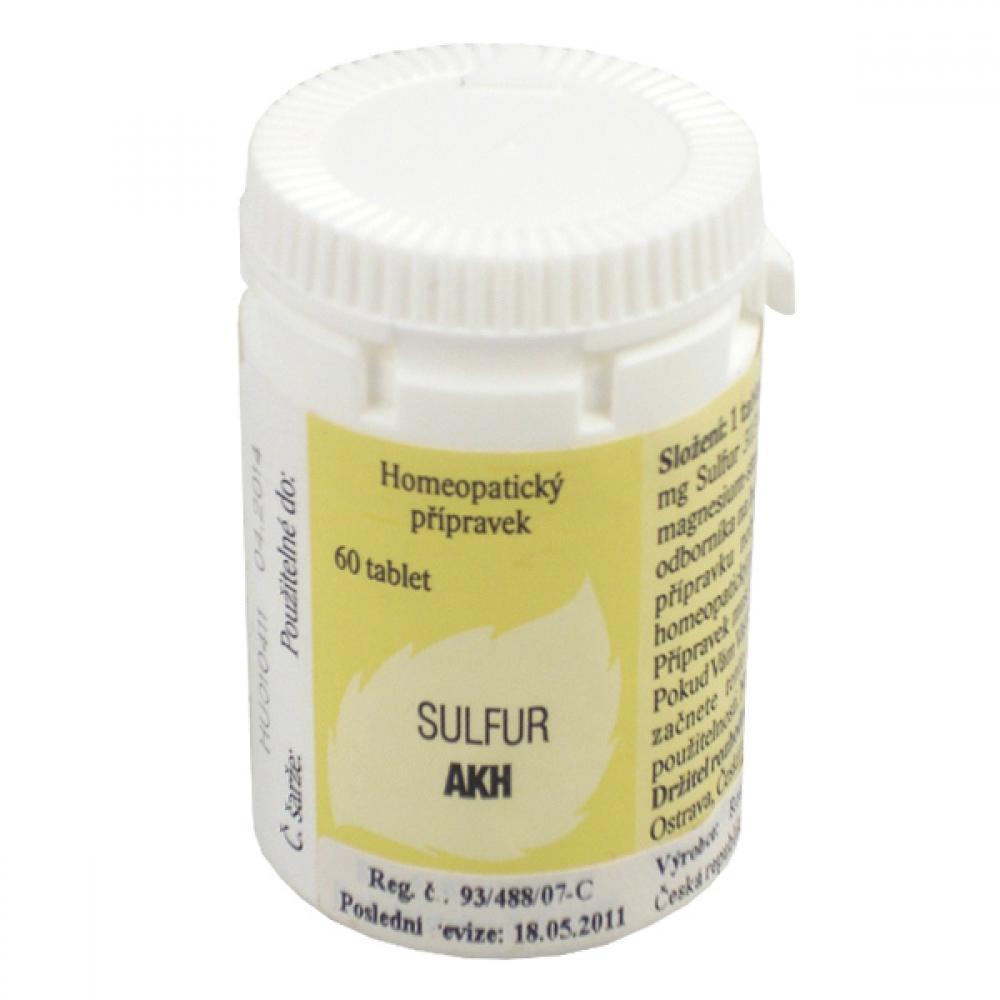 SULFUR AKH 60 C56-C211-C313 Tablety
