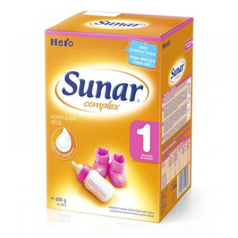 SUNAR complex 1 nové balení 600 g
