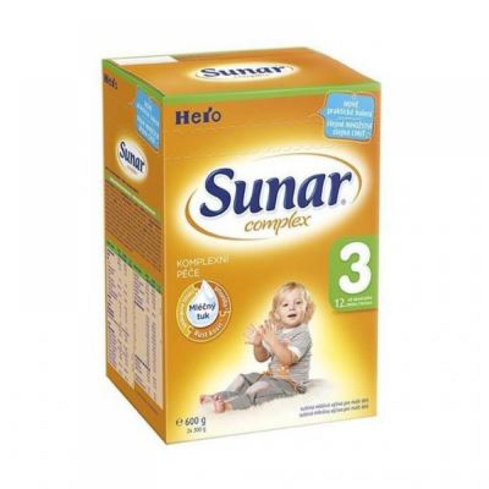 SUNAR complex 3 nové balení 600 g