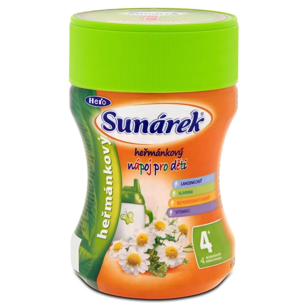 Sunárek instantní nápoj heřmánkový dóza 200 g