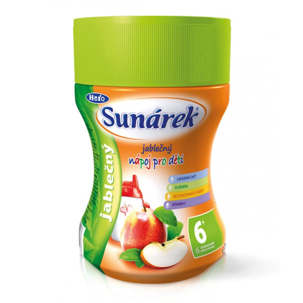 Sunárek instantní nápoj jablko dóza 200g