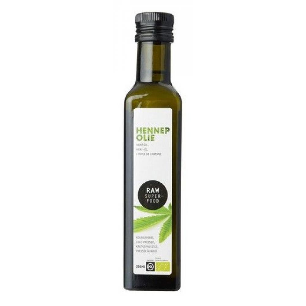RAW SUPER FOOD Konopný olej 250 ml
