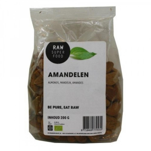 RAW SUPER FOOD Mandle 200 g