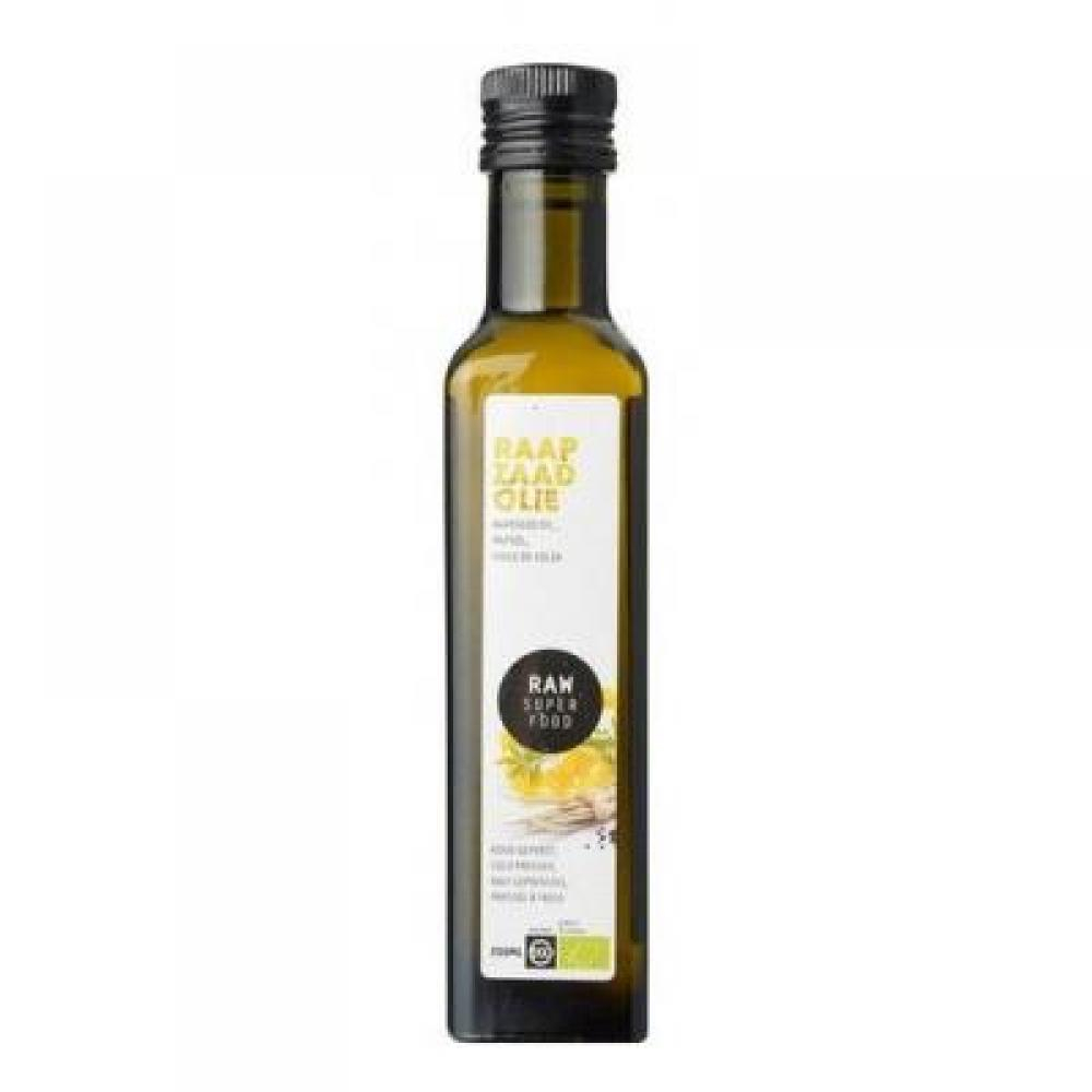 RAW SUPER FOOD Řepkový olej 250 ml