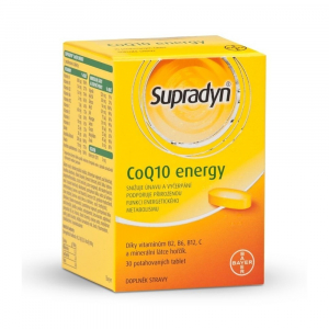 SUPRADYN CO Q10 Energy 30 tablet