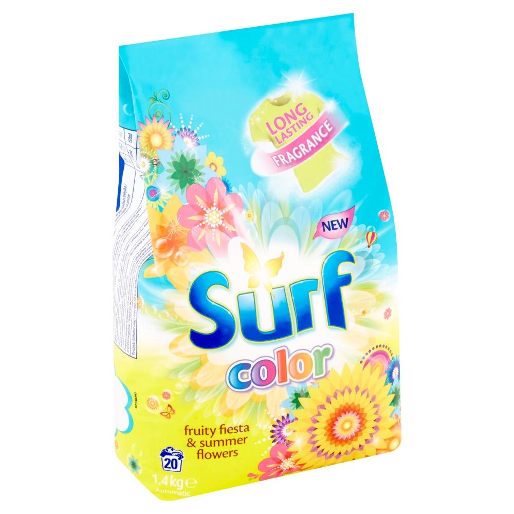 SURF Color prací prášek Fruity Fiesta 20 pracích dávek