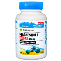 SWISS NatureVia Magnesium 1 Mega 835mg 90 tablet