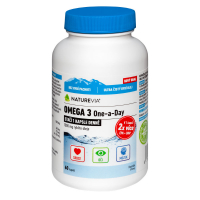SWISS NATUREVIA Omega 3 One a Day 60 kapslí