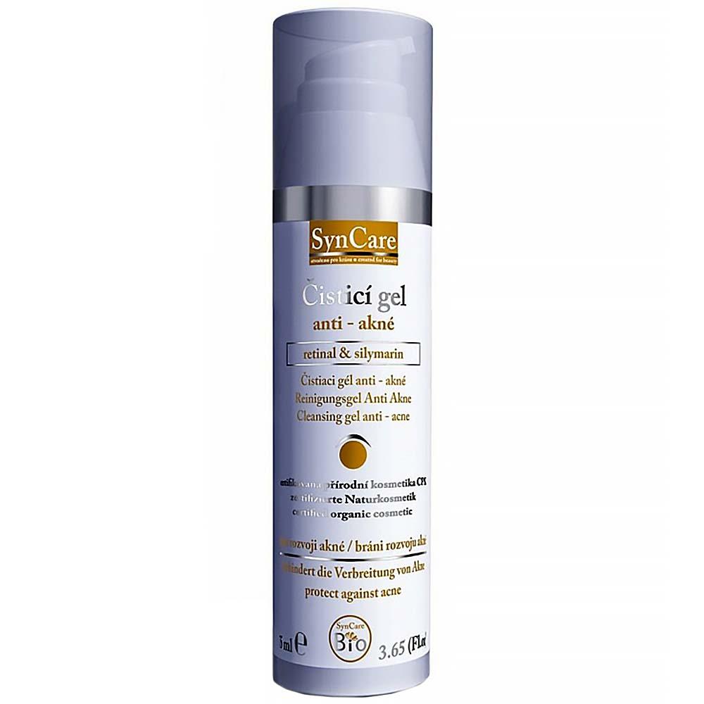 SYNCARE Čisticí gel anti-akné 75 ml