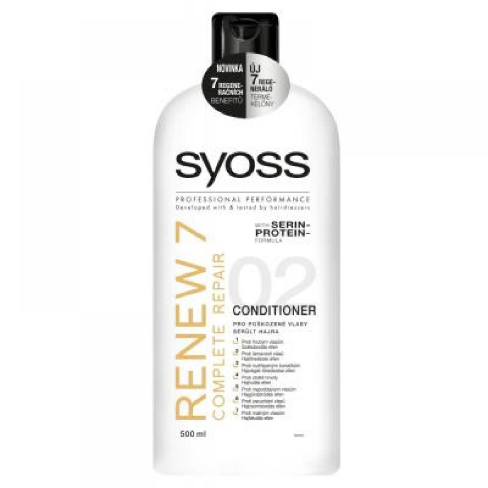 SYOSS kondicionér Renew 7 500 ml