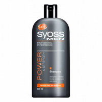 Syoss Men šampon 500ml Power&Strenght