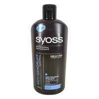 SYOSS Men šampon 500ml proti lupům