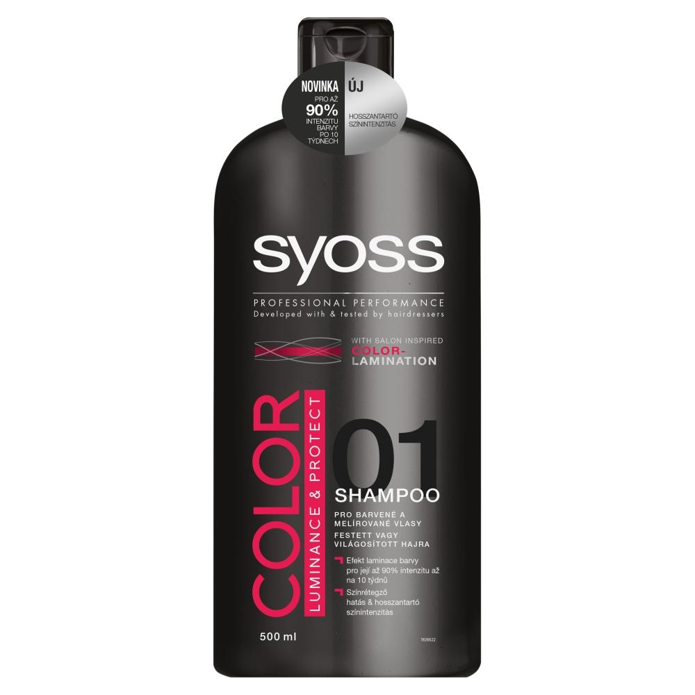 SYOSS šampon Color 500 ml