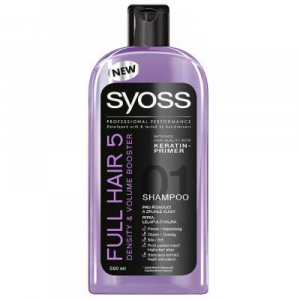 SYOSS šampon Full Hair 500 ml