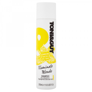 TONI&GUY Illuminating Blonde Šampon pro blond vlasy 250 ml