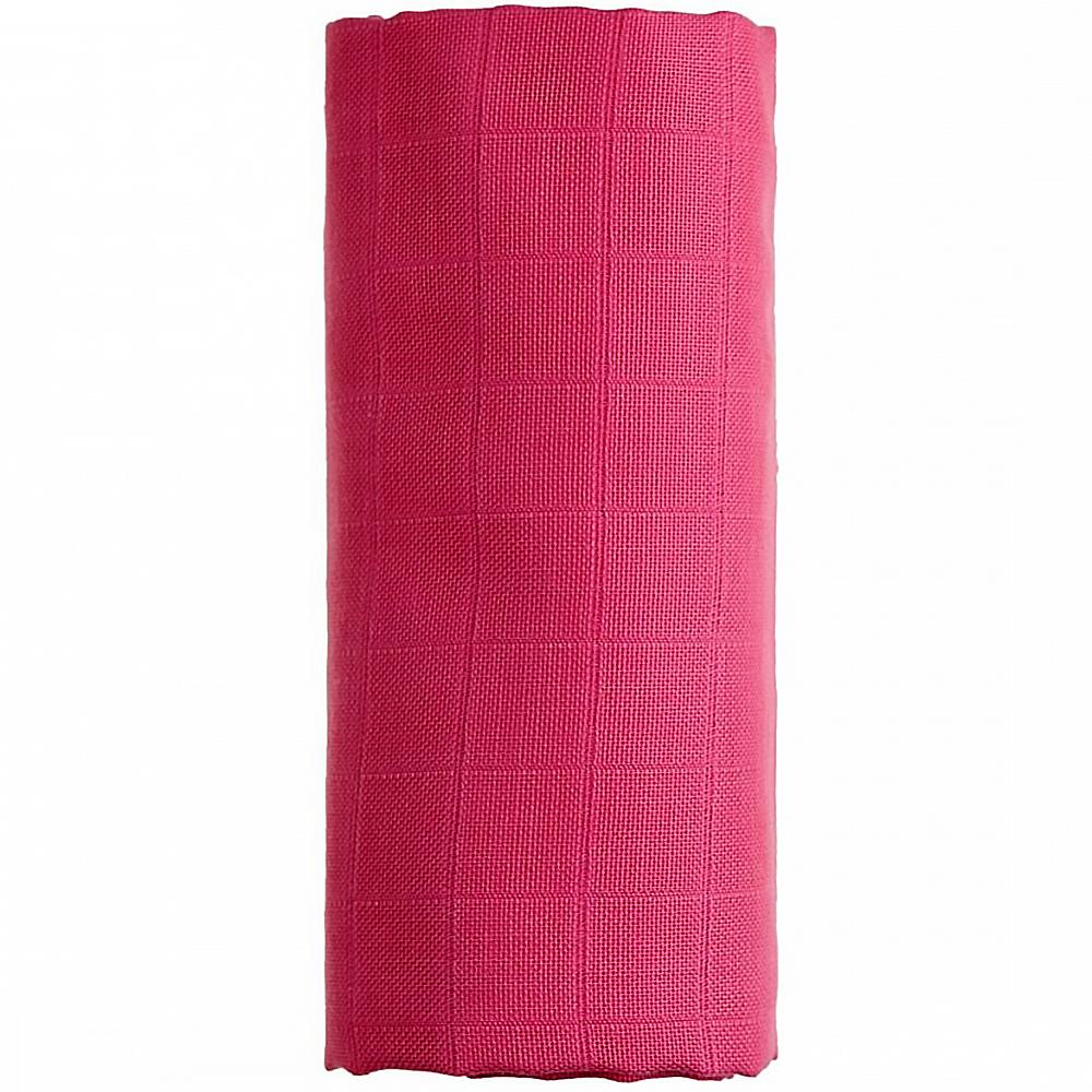 T-TOMI Bambusová dětská osuška růžová 1 ks