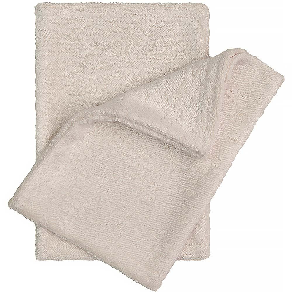 T-TOMI Bambusové žínky - rukavice, natur - ECO