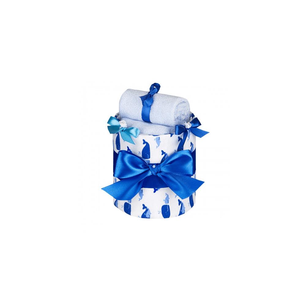 T-TOMI Plenkový dort Malý, Velryba
