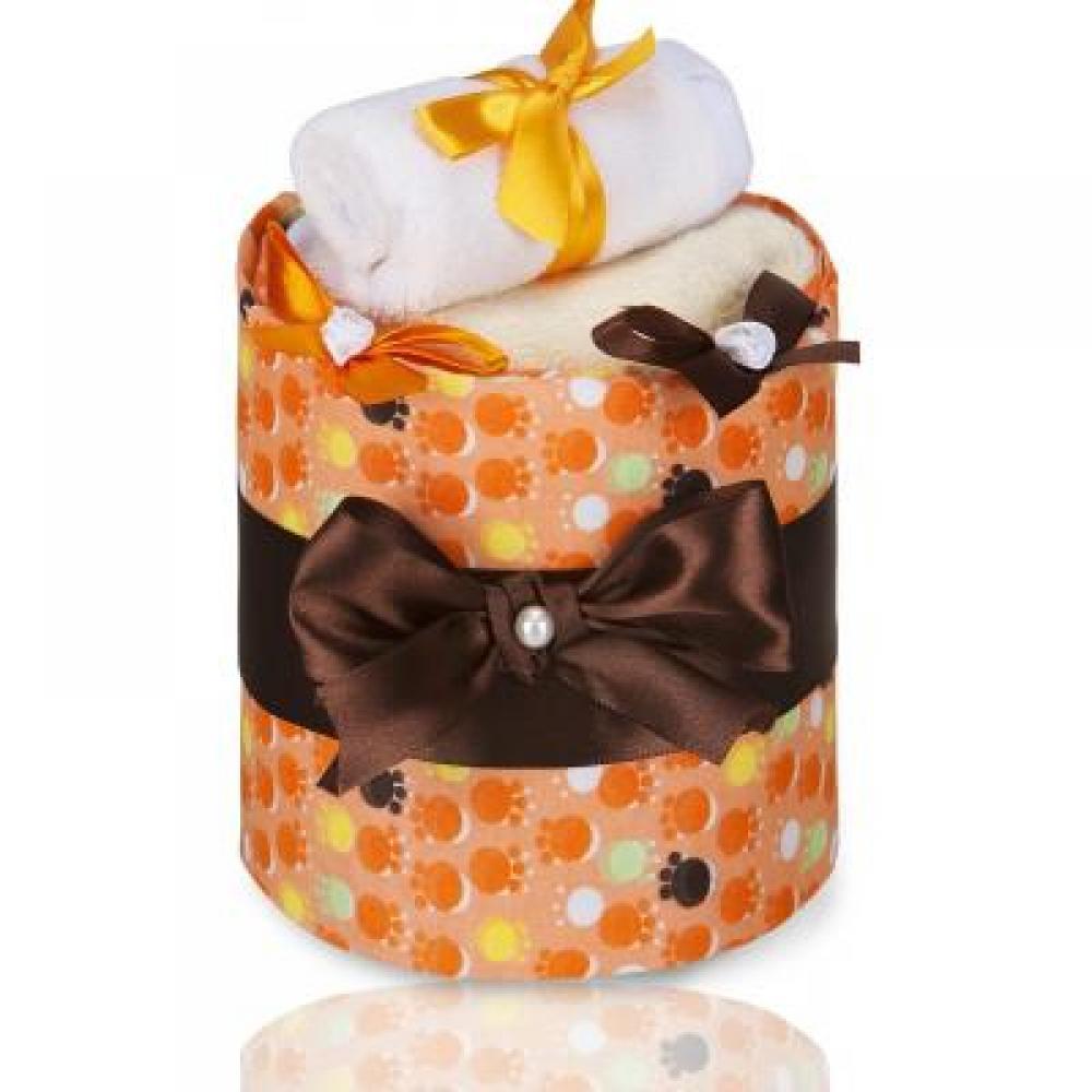 T-TOMI plenkový dort Malé oranžové tlapky