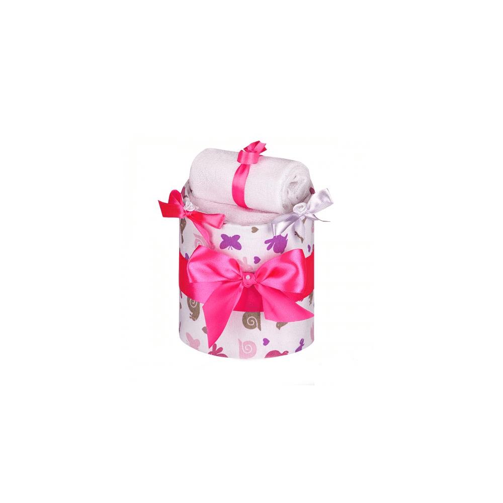 T-TOMI Plenkový dort Malý, Šnek
