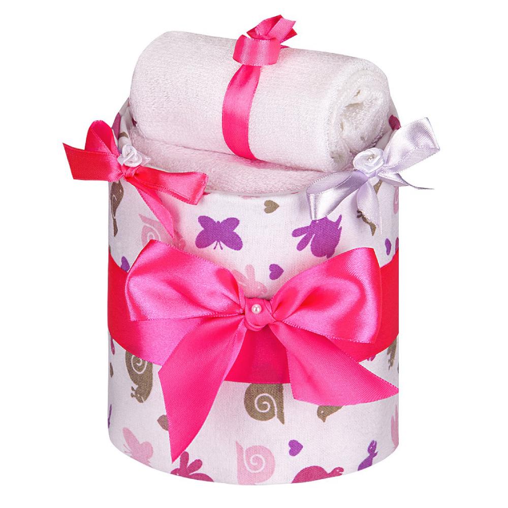 T-TOMI plenkový dort Malý šnek