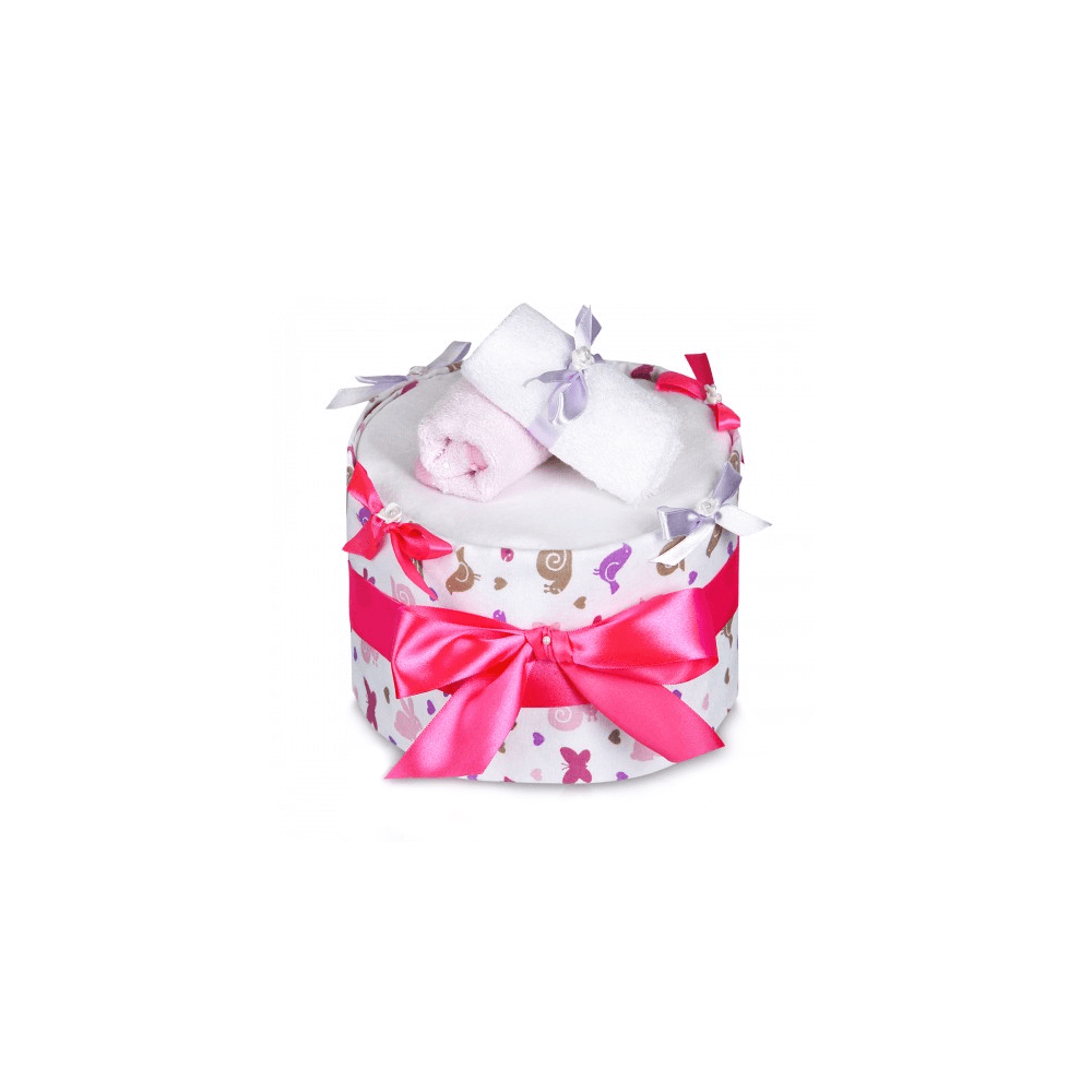 T-TOMI Plenkový dort Velký, Šnek