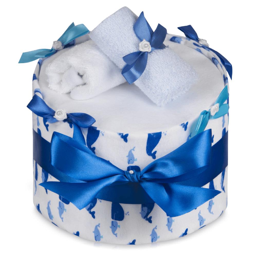 T-TOMI Plenkový dort Velký, Velryba