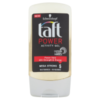 TAFT Power Activity Mega Strong 5 Gel na vlasy 150 ml