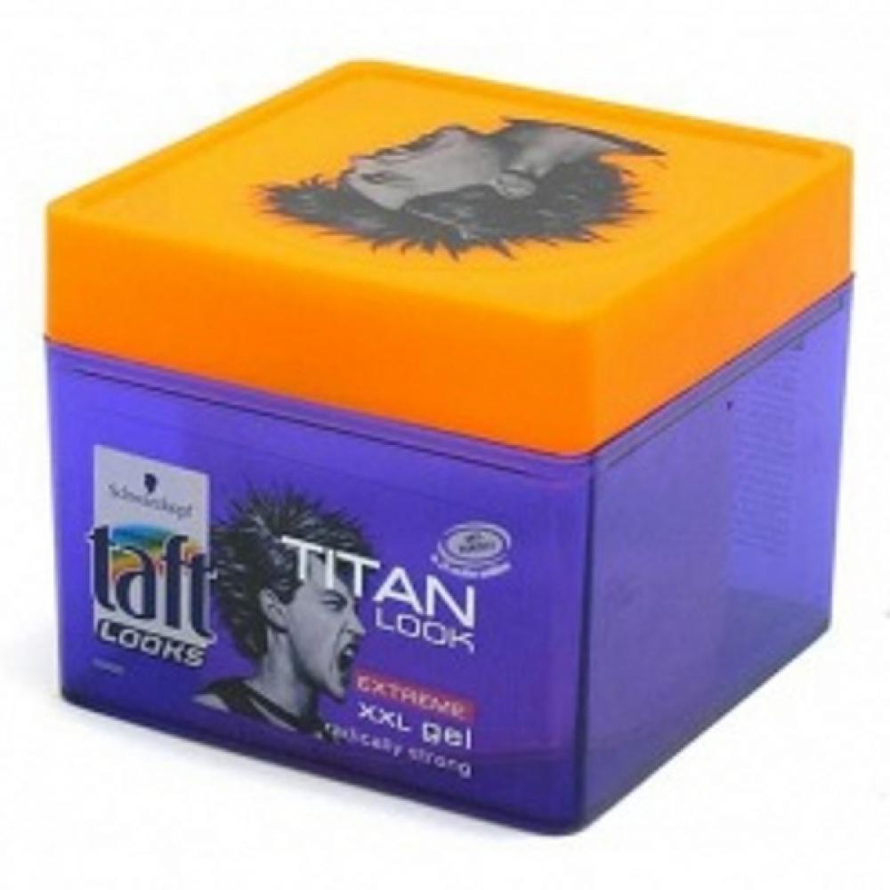 TAFT Look gel na vlasy titan extreme 250ml