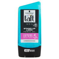 TAFT Men Stand Up Look Power Gel na vlasy 150 ml