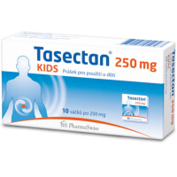 PHARMASWISS Tasectan 250 mg 10 sáčků