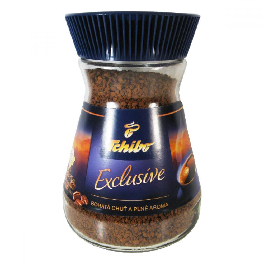Tchibo Exclusive 200 g instant káva 84260