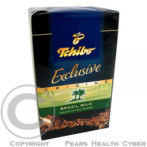 Tchibo Exclusive Origins Brazil Mild 250g