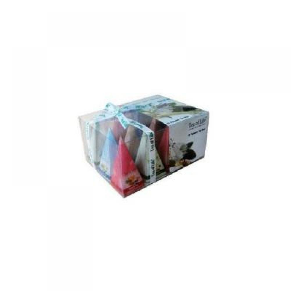 Tea of Life Wellness Tea Collection 12 x 2 g