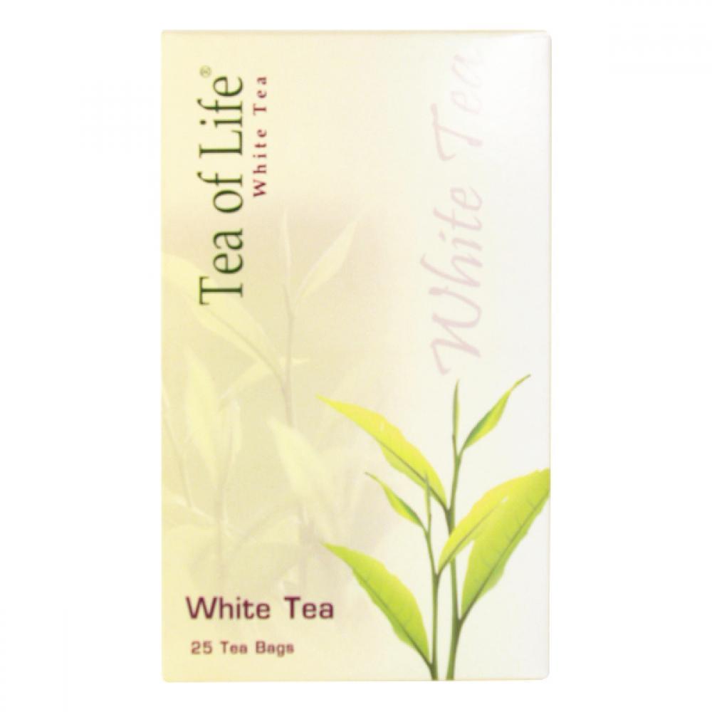 Tea of life White tea bílý n.s.25x2g