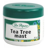 DR. POPOV Tea Tree mast 50 ml