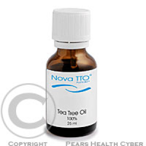 Tea tree oil 100% - 25ml Novasel