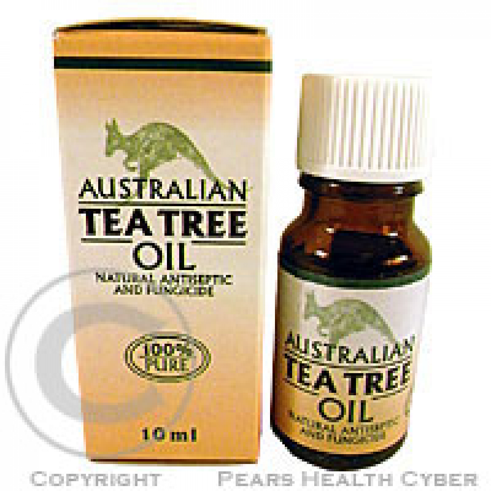 Australian Tea Tree oil 100% čistý olej 10 ml