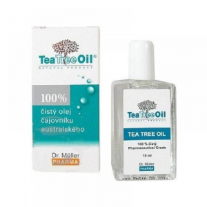 Tea Tree oil 100% čistý olej 10ml (Dr.Müller)